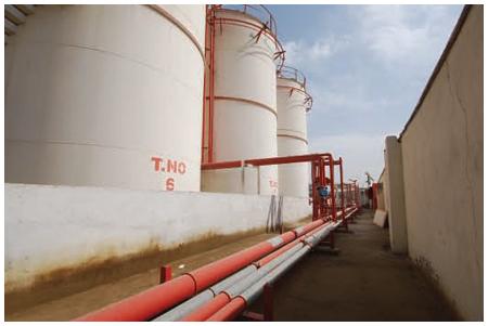 Eagle Oil Refining Company